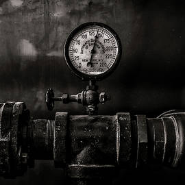 Toronto Distillery District Machinery No 1 by Brian Carson