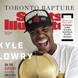 Toronto Rapture Kyle Lowry On The Raptors And His Amazing Sports Illustrated Cover