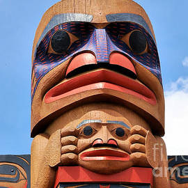 Totem Art Of The Northwest by Diann Fisher