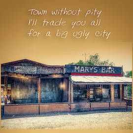 Town With Little Or No Pity by Micah Offman