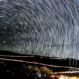Trail To The Stars by Mark Jackson