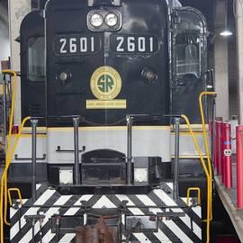 Ali Baucom - Train 2601