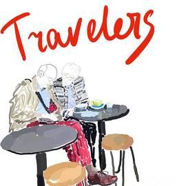 Travelers by Maria Gunby