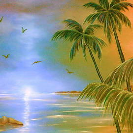 Tropical Breeze by Faye Anastasopoulou