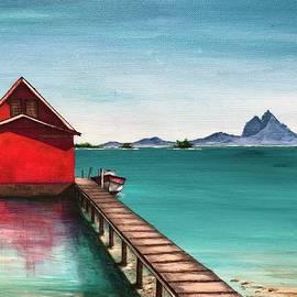Tropical Waters by Vivien Lin