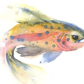 Trout #1 by Dawn Derman