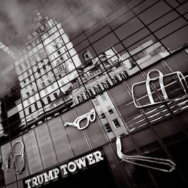 Trump Tower by Dave Bowman