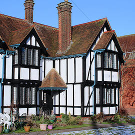 Tudor House  by Doc Braham