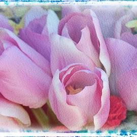 Tulip  by OLena Art Brand