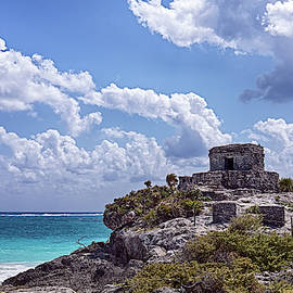 Tulum Mayan Ruins Mexico by Tatiana Travelways