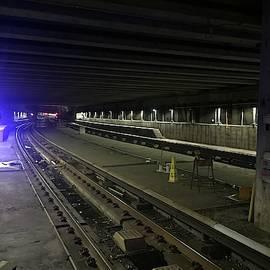 Tunnel Through by Melissa Wardley