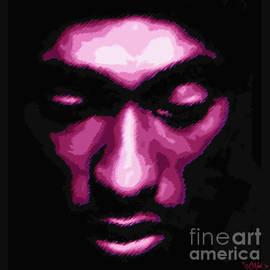 Tupac Amaru Shakur by Walter Neal