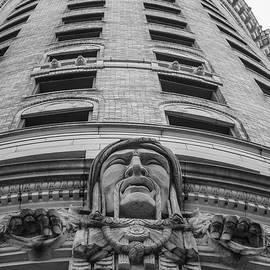 Turks Head Building Providence Rhode Island II by Edward Fielding