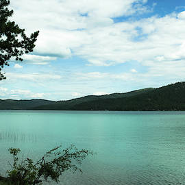 Turquoise Waters  by Amy Sorvillo