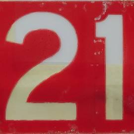 Twenty-one by Bill Tomsa