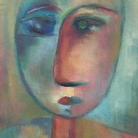 Two Faced by Kathy Stiber