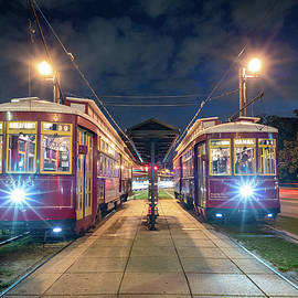 Two New Orleans Street Cars by Chase This Light Photography