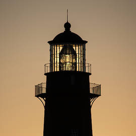 Tybee Island Lighthouse 1 by Morey Gers