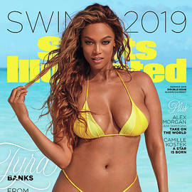 Tyra Banks Swimsuit 2019 Sports Illustrated Cover