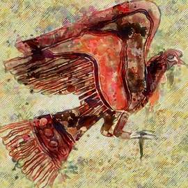 Uetzalcoatyl by Mario Carini
