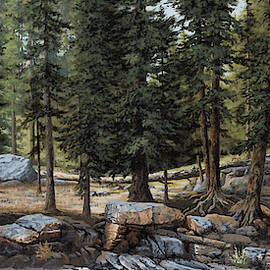 Uinta Mountains 1 by Artell Harris