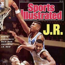 Unc J.r. Reid Sports Illustrated Cover