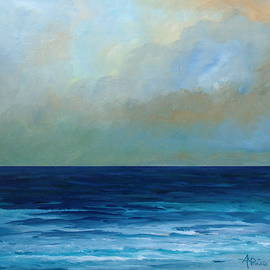 Uncluttering Sea by Angeles M Pomata