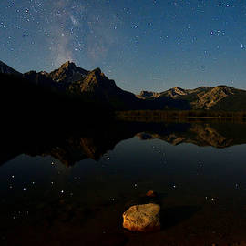 Under A Midnight Moon by Michael Morse
