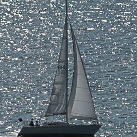 Under Sail by Lyuba Filatova