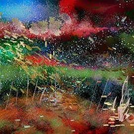 Under the deep blue Sea by Julie Grimshaw