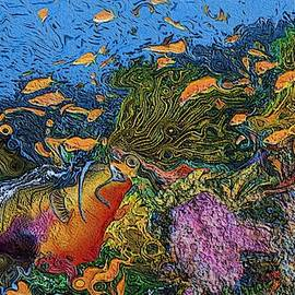 Underwater Fantasy by Dan Mintici