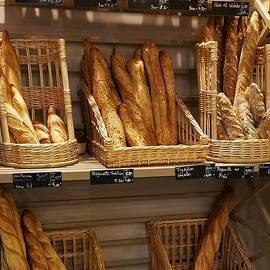 Une  Boulangerie A Paris by Marcus Dagan