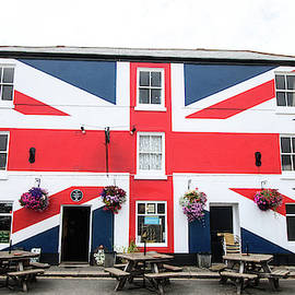 Union Jack by Martin Newman