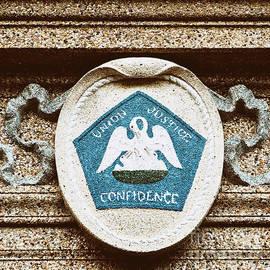 Union Justice Confidence - square by Scott Pellegrin