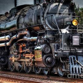 Union Pacific Big Boy by David Bearden