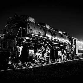 Union Pacific Big Boy by Matthew Chapman