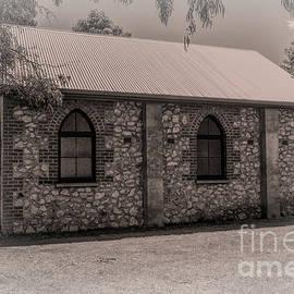 Uniting Church, Nannup, Western Australia by Elaine Teague