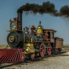 Union Pacific 119 by Enzwell Designs