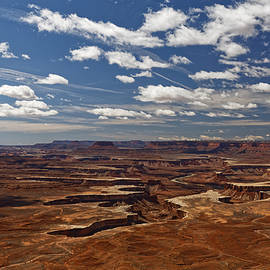 Upper CanyonLands by Kevin Whitaker