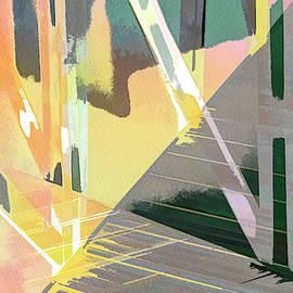 Urban Abstract 1088 by Don Zawadiwsky