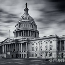 U.S Capitol by Richard Antonuccio