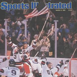 Usa Hockey, 1980 Winter Olympics Sports Illustrated Cover
