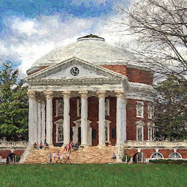 Uva Rotunda by Jerry Gammon