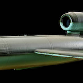 V-1 Flying Bomb 2 by Weston Westmoreland