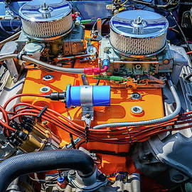 V8 engine details by Alexey Stiop