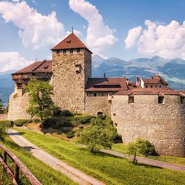 Vaduz Castle - Liechtenstein by Nico Trinkhaus