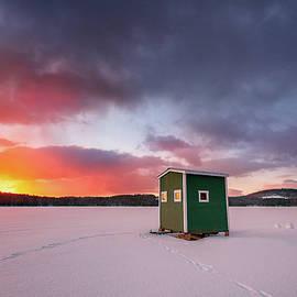 Valentine's Day Sunrise by Darylann Leonard Photography