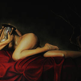 Vanity -Part 1- by Fotis Mouratsi