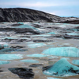 Vatnajokull Glacier 4 by Dubi Roman