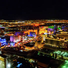 Vegas Nights by SR Green